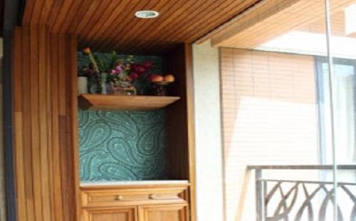 缅甸柚木家具